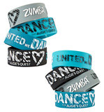 United We Dance Rubber Bracelets