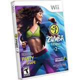 Zumba Fitness 2 Video Game for Wii