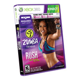 Zumba Rush Video Game on Kinect for Xbox 360