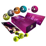 Zumba Exhilarate Body Shaping System - 4 DVD Set Plus Bonus