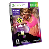 Zumba Core Kinect Video Game