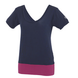 Daring Scoop Neck Tee