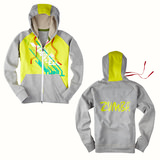 The Thrill Zip Up Hoodie